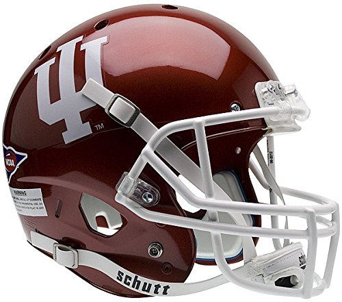 (Schutt Indiana Hoosiers Full XP Replica Football Helmet - NCAA Licensed - Indiana Hoosiers)