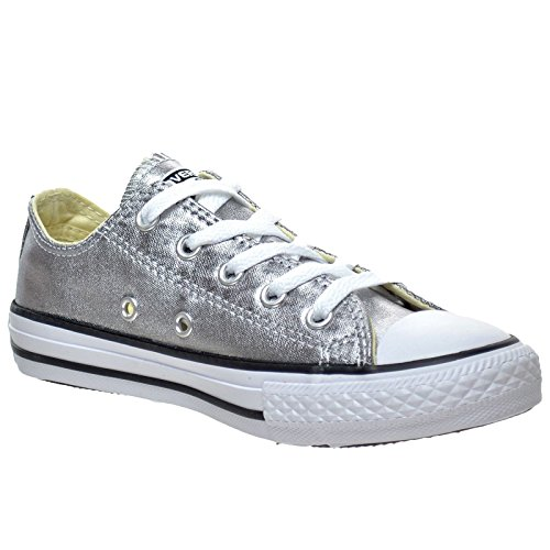 Rouge white All 033 36 Chaussures gunmetal Ox Multicolore Chuck Star Homme Taylor black Converse Eu qwp07