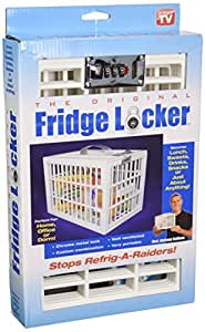 Locker Brand Inc. 157281 The Original Fridge Locker