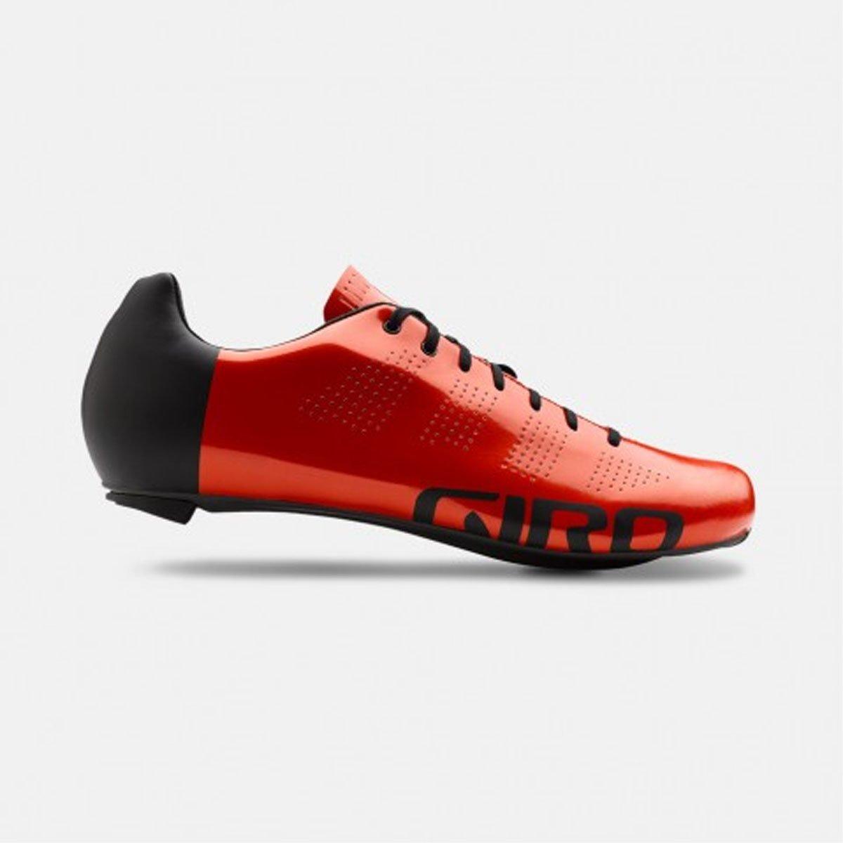 Giro Empire ACC Road Cycling Shoes B015T78CMG 45.5|Gloss Red/Black
