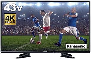 本日限定:パナソニック43型4Kテレビがお買い得