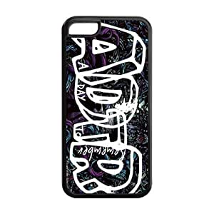 5C Phone Cases, ADTR Hard TPU Rubber Cover Case for iPhone 5C
