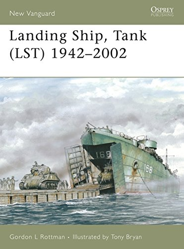 Landing Ship, Tank (LST) 1942–2002 (New Vanguard) ()