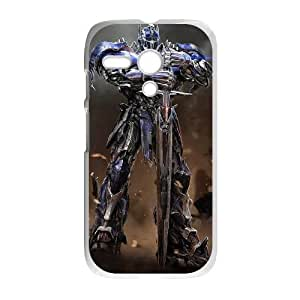 Motorola Moto G Phone Case White Transformers WE1TY722808