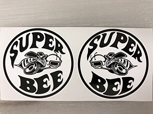 2 Super Bee Die Cut