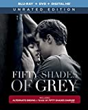 Book cover from Fifty Shades of Grey [Blu-ray] by E L James