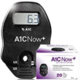 A1CNow+ System (Monitor w/20 Strips) PTS Diagnostics (Diabetes)