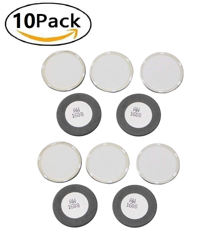 5Pcs Φ20MM Ultrasonic Mist Maker Fogger Ceramics Disc For Humidifier