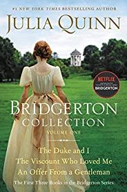 Bridgerton Collection Volume 1: The First Three Books in the Bridgerton Series (Bridgertons)
