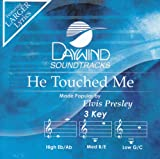 Music : He Touched Me [Accompaniment/Performance Track]