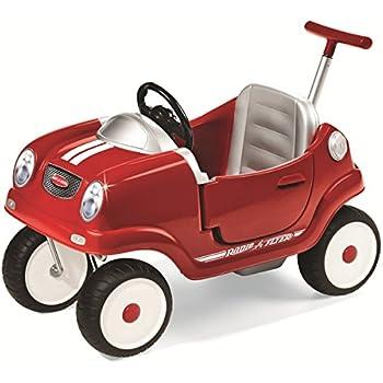 Radio Flyer Steer 'N Stroll Coupe