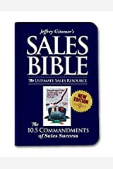 The Sales Bible: The Ultimate Sales Resource, New Edition Hardcover