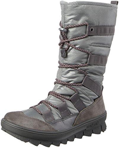 Legero Ladies Novara Snow Boots Grigio (ematite)
