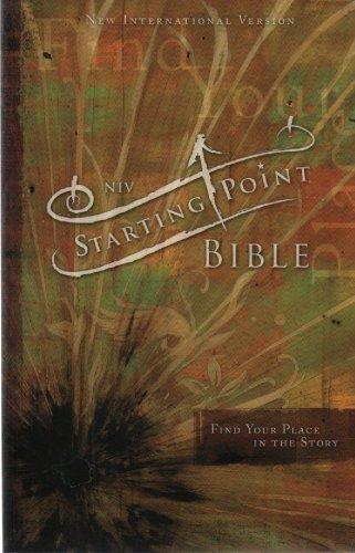 NIV Starting Point Bible