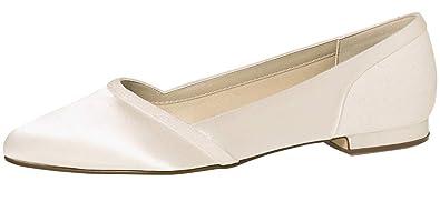 sports shoes 56782 87826 Rainbow Club Brautschuhe Belina - Damen Ballerinas ...