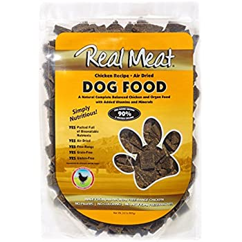 Amazon.com : Real Meat Air Dried Beef Pet Treat, 2 lb