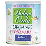 Baby's Only Dairy DHA/ARA Toddler Formula - Powder - 12.7 oz - 6 pack by Baby's Only