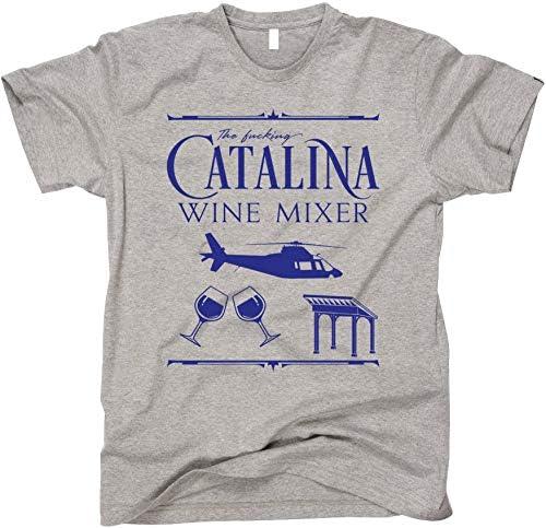 Step Brothers Catalina Vin Mélangeur T-Shirt