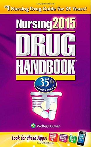 Nursing 2015 Drug Handbook