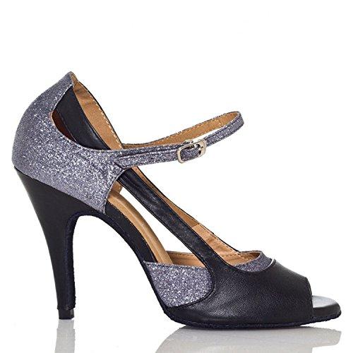 Gray Salle Miyoopark femme de bal 10cm heel wqOOSIdU