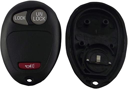 NEW Keyless Entry Key Fob Remote 3 Buttons For a 2007 GMC Canyon