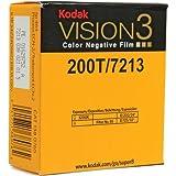 コダック スーパー8 カラーネガ VISION3 200T 7213/50フィート カートリッジ