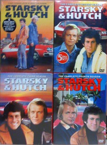 Starsky & Hutch - The Complete Series - Seasons 1-4 (Starsky And Hutch Season 3 compare prices)