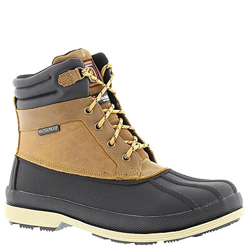 SKECHERS Work Men's Robards Brown Boot 9 D - Medium by Skechers