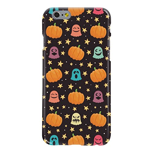 iPhone 6 6s Plus Case, Holloween Pumpkin Pattern Snap On Hard Case for iPhone 6S/6 Plus (5.5 inches), Ultra Slim iPhone 6 & 6S Plus (Holloween Usa)