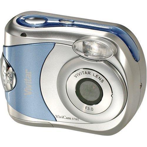 amazon com vivitar vivicam 3785 3 0mp digital camera point and rh amazon com