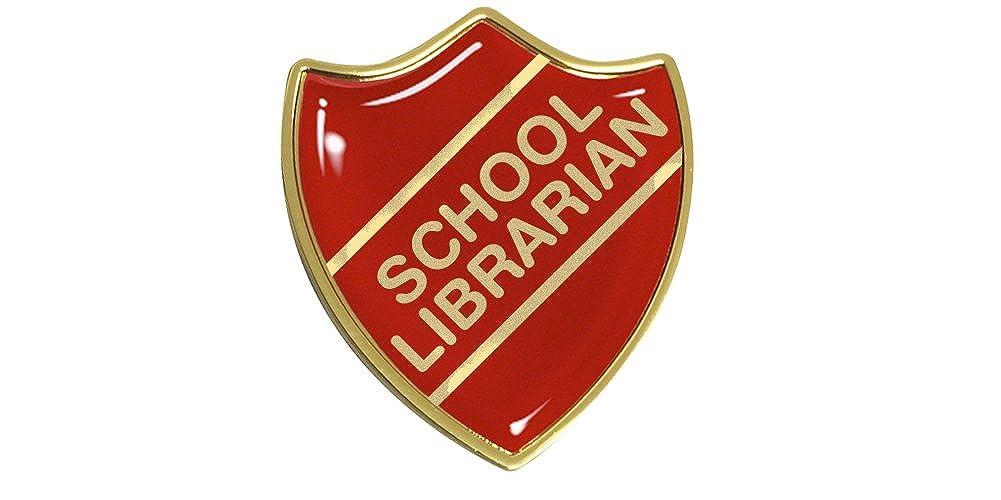 Vice Captain School Shield Badge Handmade Vitreous Enamel