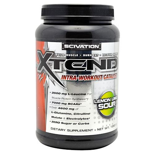 Xtend, Lemon Lime Sour, 3,05 кг, С Scivation
