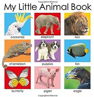 My Little Animal Book (My Little Books)