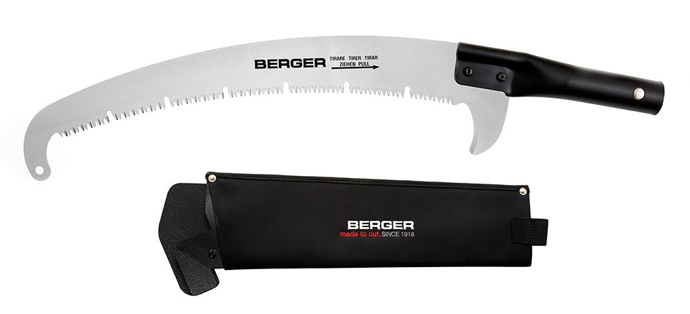 BERGER Tools Germany #63953 Pole Saw Plus Sheath