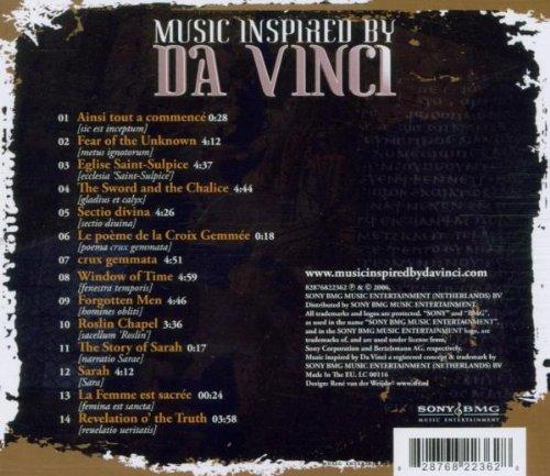 Music Inspired By Da Vinci