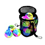 Mylec Street Hockey Balls (Pack of 12), Multi Color