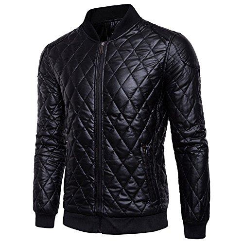 cubra invierno negro de invierno en Chaquetas 2XL terciopelo chaqueta juvenil plus territorial RZqH6