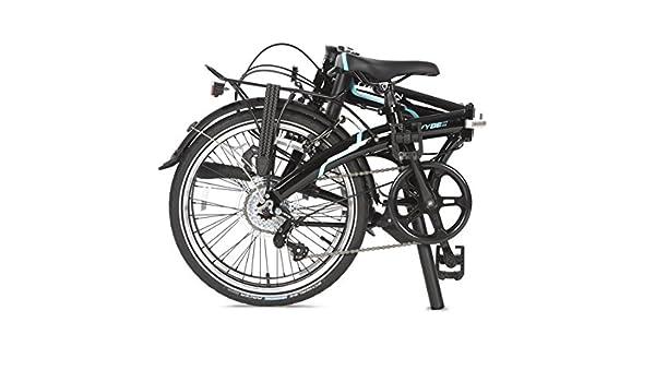Dahon fd5011 Vybe C7 a bicicleta plegable para marrón 7 V: Amazon.es: Deportes y aire libre