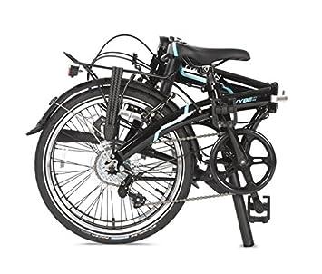 Dahon fd5011 Vybe C7 a bicicleta plegable para marrón 7 V