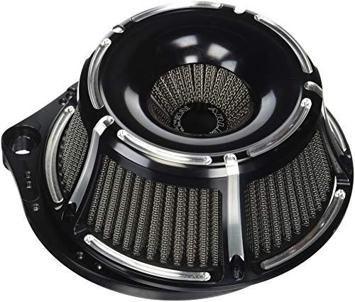 (Arlen Ness 18-923 Black Inverted Series Air Cleaner Kit)