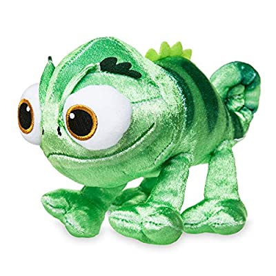 Disney Pascal Plush - Tangled: The Series - Mini Bean Bag - 7 Inch: Toys & Games