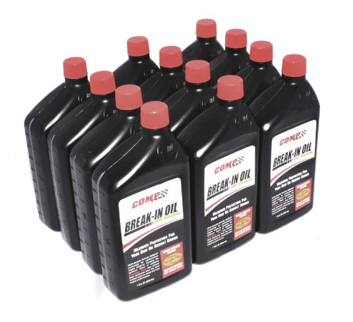Competition Cams 1590-12 10W30 Engine Break-In Oil, Case of (12) 1 Qt. Bottles ()