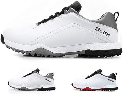 Mhwlai Golf Shoes Men, Waterproof