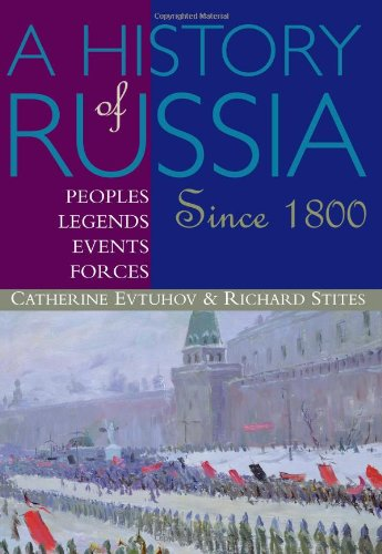 History Of Russia:Peoples...,Since 1800