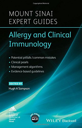 Allergy and Clinical Immunology (Mount Sinai Expert Guides)