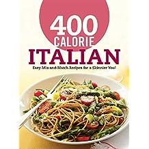 400 Calorie Italian