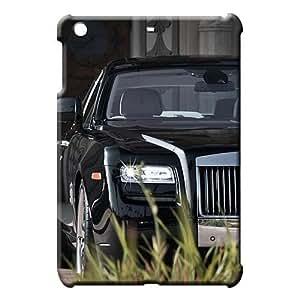 iPad Mini 1 / Mini 2 Retina / Mini 3 Attractive High-definition Eco-friendly Packaging Ipad covers Rolls Royce car logo super