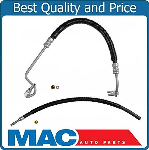 Power Steering Pressure & Return Hose Line for 07-12 Silverado 1500 4Wheel - Lock Gmc Pick