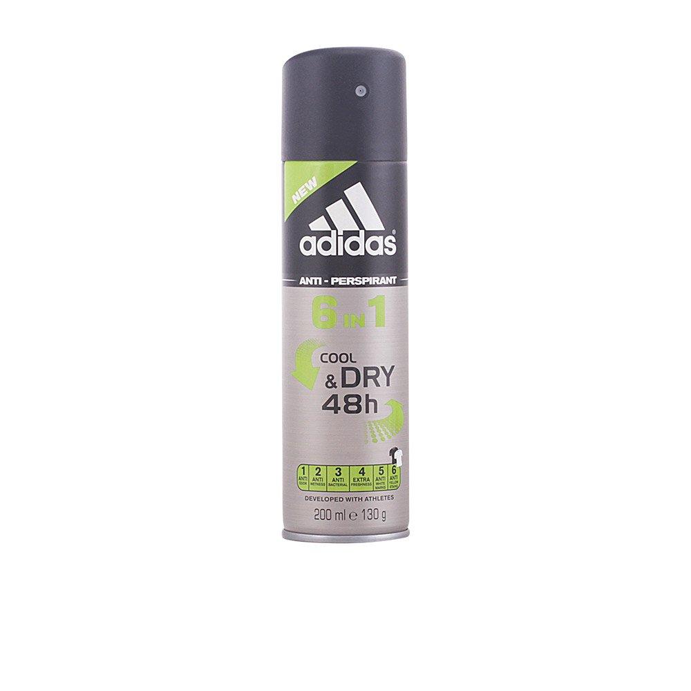 Adidas Cool And Dry 6 En 1 Deodorant Spray 200ml