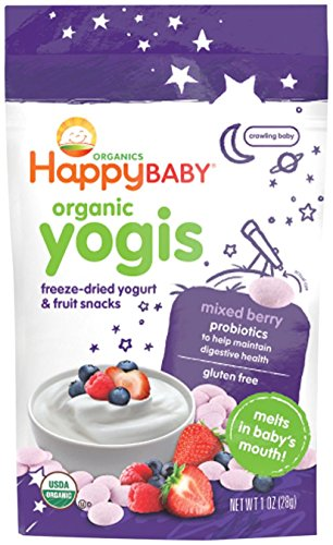 Happy Baby Organic Yogis Mixed product image